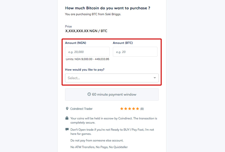 pay for bitcoin with naira