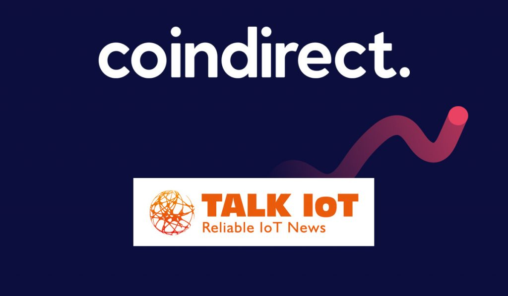 Coindirect Talk IoT