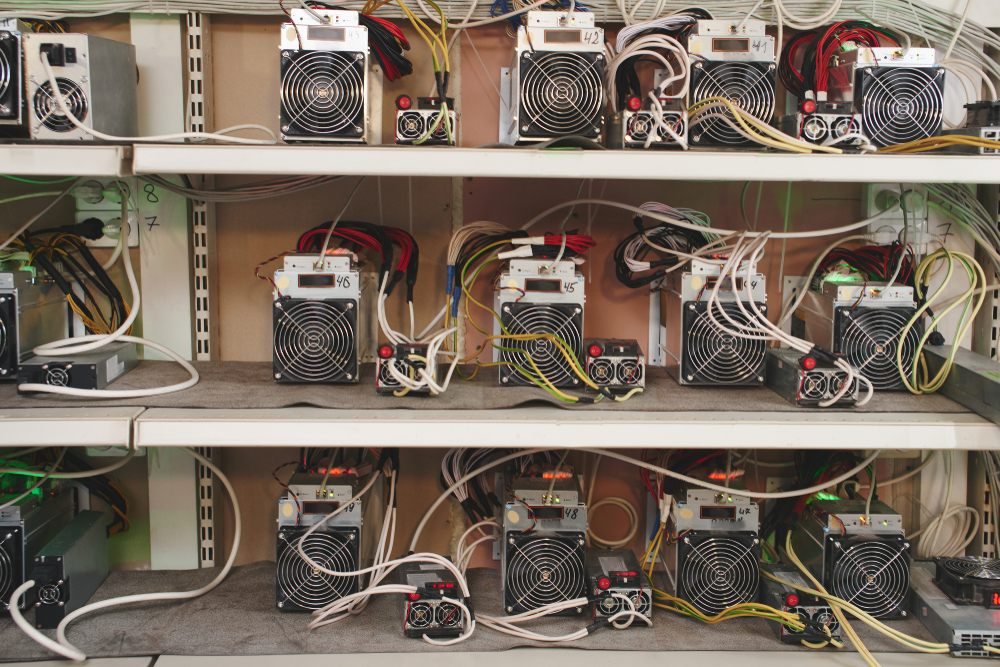 Is cryptocurrency mining dying