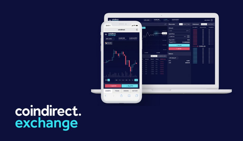 Coindirect cryptocurrency exchange