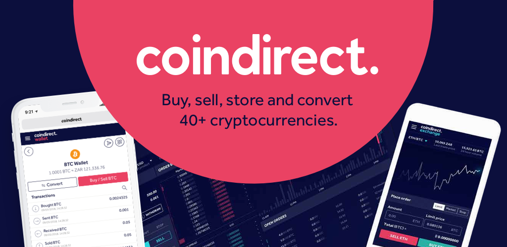 Download Coindirect App