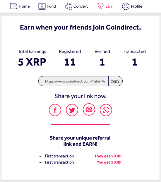 easy ways to earn free XRP