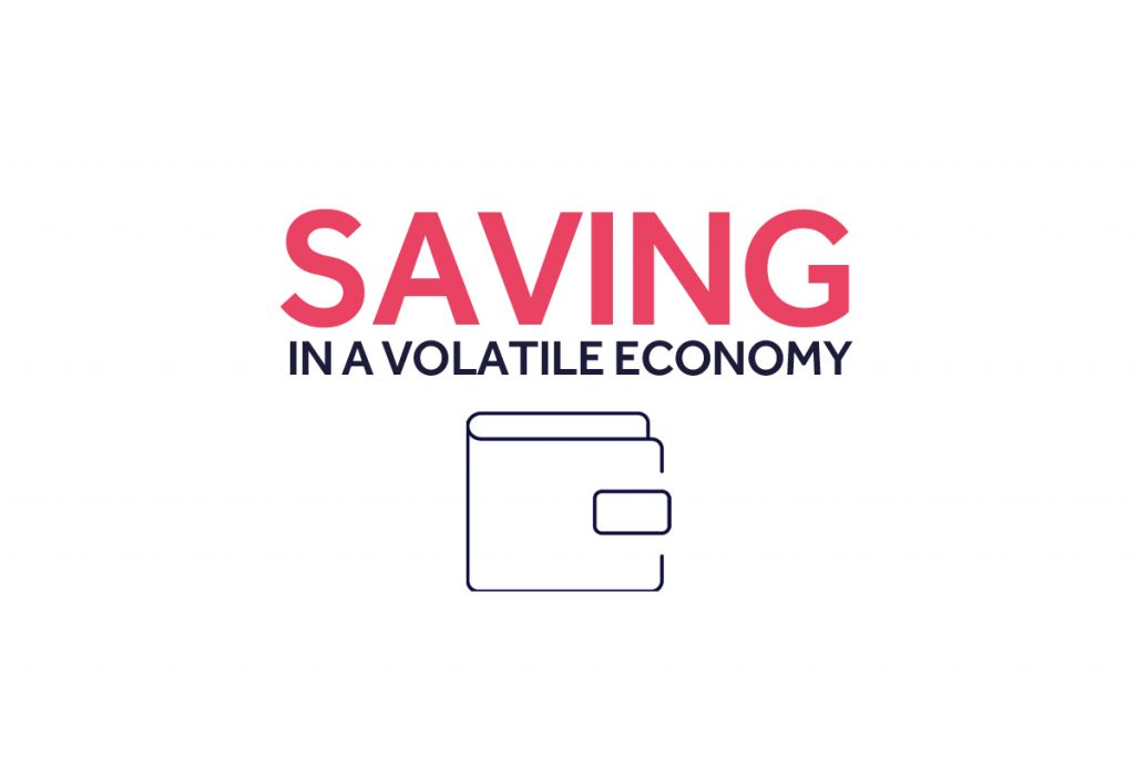 Cryptocurrency saving